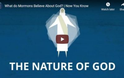 Video: What Latter-day Saints Believe About God