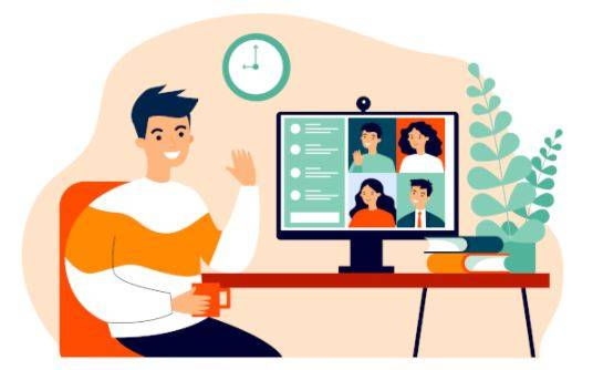Helping People with Disabilities Participate in Virtual Meetings