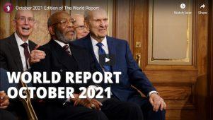October 2021 Church World Report