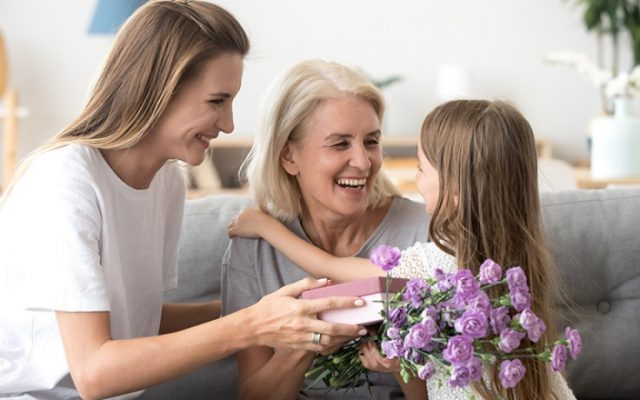 Celebrate Grandparents Day on Sunday, September 12, 2021